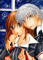 Blood - Vampire Knight by ann-chan20