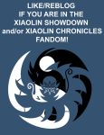 Xiaolin Showdown/Chronicles fandom poster by TheDocRoach