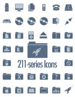 211-series icons by webbot15