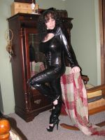 Catsuit by ItsAllStock