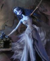 emily from corpse bride by specter-fangal
