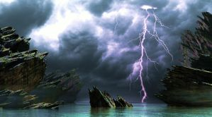 Edge of the Storm by rich35211