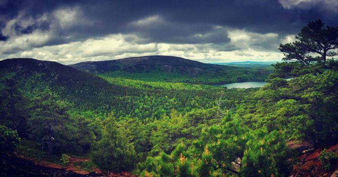 Mount Cadillac - 15 by Riot207Photography