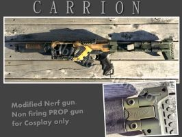 Carrion by Oblivionleather76