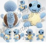 Squirtle Alternate Views Ami by LilDezzi