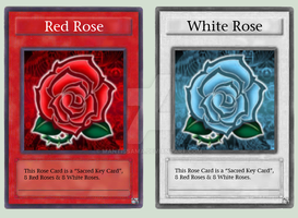 The Rose Cards by mantissama