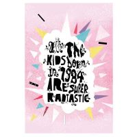 kids born in 1984 are rad by burntfeather