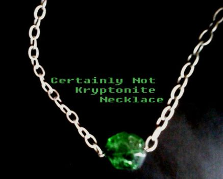 Certainly Not Kryptonite by tre0220
