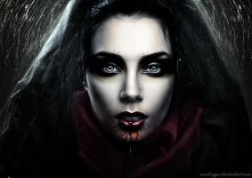 Vampire Beauty XXXII by SamBriggs