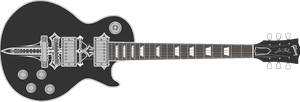 My Design of Les Paul :3 by Luiscotsuki3