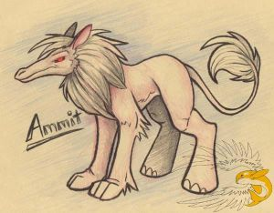 Ammit - Egyptian Monster
