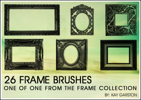 FRAME BRUSH COLLECTION by Special-K-001
