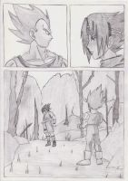Vegeta vs Sasuke page 1 by Nick-Kazama
