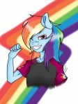 Rainbow Dash by Modnar-Drocsid