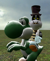 Get On My Yoshi by XiaoXiaoMan92