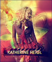 Katherine Heigl by YamiMatsuo