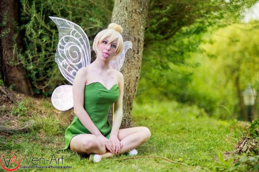 Trilli [Tinker Bell] 4 by Ven-Arts