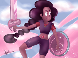 Stevonnie by irohana-xx