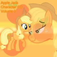 Apple Jack Album Cover 3 by YuiRainbowStar
