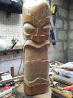 TIKI - Maple Giant WIP 3 by jbensch