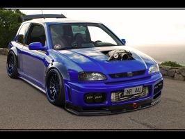 seat arosa EVO by ROOF01