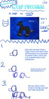 WOLF TUTORIAL OF AWESOMENESS by wildcookie13