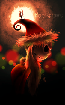 Merry Christmas 2016 - Red Version by MatMadness