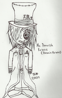 Mr. Donnish Krane - Chuckles Puppet Master - by Dysfunctional-H0rr0r