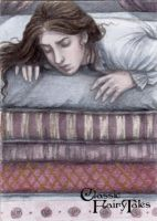 Princess and the Pea - Athina P. Konstantinidou by Pernastudios