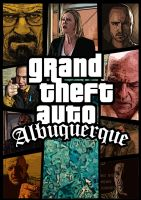 Grand Theft Auto Albuquerque (Breaking Bad) by MetallicaSeid
