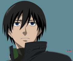 Darker than BLACK - Hei by ShiRu00