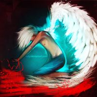 fallen angel by ryky