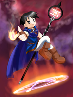 Roy: Wielder of the Flame by Sakura-Star