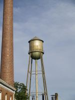 water tower by Irie-Stock