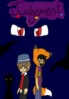 Judgement Cover by rosetheeevee12