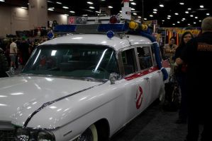 Ecto 1 by thecrow1299