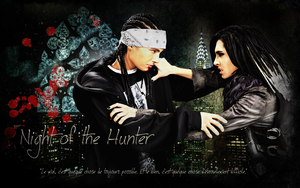 Banner Vampire for Night of the hunter RPG by harib0o