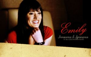 Emily Prentiss Paget Brewster by Anthony258
