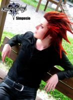 Axel from Simposio by MischievousBoyAilime