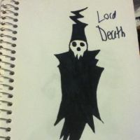 Lord death by MsDeathTheKid