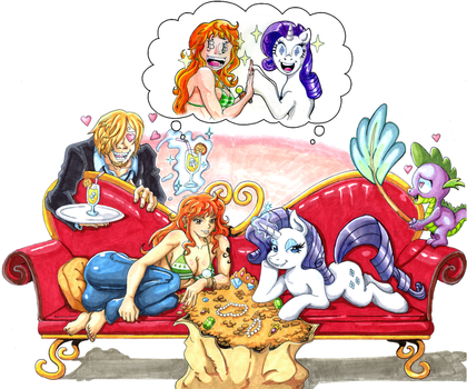 Nakama is Magic:  The Finer Things in Life by Irie-mangastudios
