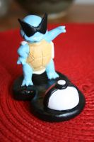 Squirtle Squad leader! by souffle-etc