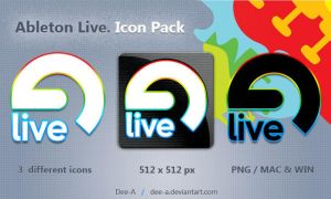 Ableton Live Icon Pack by Dee-A