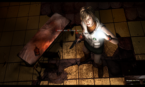 #Heather Mason - by DemonLeon3D