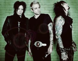Sixx Am Members by MOTLEYLOMBAXCRUE666