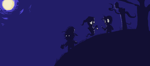 Four dudes and a crank lantern... by 4Got10PPrKuts