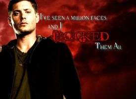 Dean Winchester by E-Ve