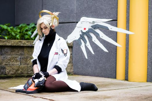 Mercy +Overwatch+ by Arctic-RevoIution