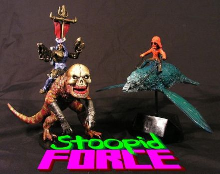 Stoopid Force Elite by monsterforge