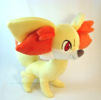Fennekin - Pokemon XY Fire Starter by SpaceVoyager